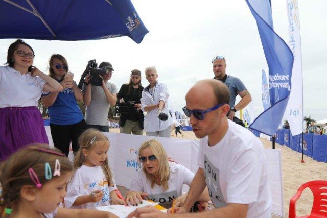 Platforma Obywatelska rozpoczęła cykl spotkań obywatelskich nad morzem. Tu: w Rowach.