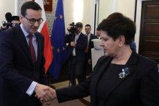 Mateusz Morawiecki wypada gorzej od Beaty Szydło w budowaniu relacji międzynarodowych.
