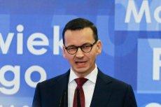 Mateusz Morawiecki chce prześwietlić spółki Skarbu Państwa.