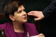 Prokurator zamknie... usta Beacie Szydło za takie słowa? Krakowianka zdobyła się na niezwykły gest.