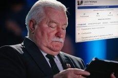 Lech Wałęsa twierdzi, że rosyjscy hakerzy próbowali zaatakować jego konto