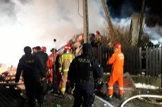 Do tej pory odnaleziono cztery ciała w gruzowisku po wybuchu gazu w Szczyrku.