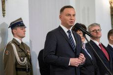 Prezydent Andrzej Duda z okazji Narodowego Dnia Pamięci Żołnierzy Wyklętych wręczał odznaczenia żołnierzom podziemia antykomunistycznego.