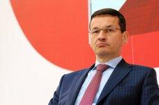 Wicepremier, minister rozwoju i minister finansów Mateusz Morawiecki de facto przyznał, że PiS kłamało w kampanii wyborczej, by zdobyć władzę.
