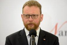 Minister Łukasz Szumowski skomentował doniesienia o możliwym zanieczyszczeniu metforminy.