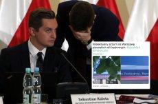 Sebastian Kaleta jest kandydatem PiS do rady Warszawy