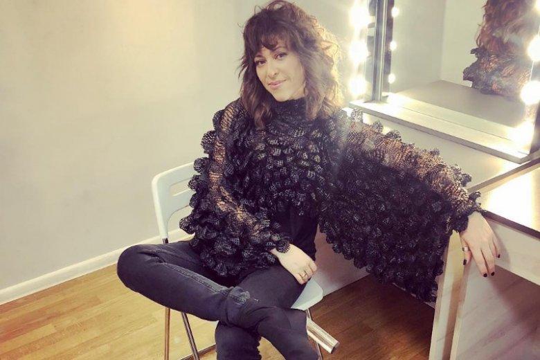 Natalia Kukulska lubi eksperymentować z modą i swoim wizerunkiem