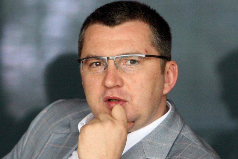 Dariusz Miłek – właściciel firmy CCC.