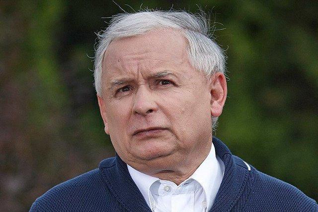 Jarosław Kaczyński ocenił, że wypowiedź Janusza Korwin-Mikkego jest skandaliczna