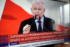 W TVP Info jak zwykle wystawili prezesowi Kaczyńskiemu laurkę.