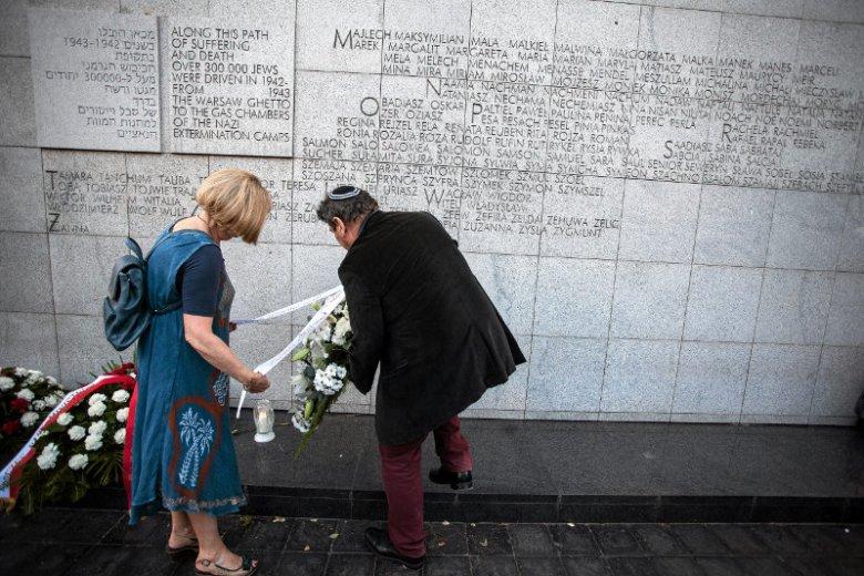 Polscy Żydzi opowiedzieli o swoim życiu w Polsce.