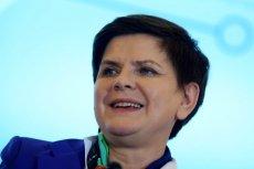 Beata Szydło tłumaczy w Pułtusku, dlaczego jej krucjata w Brukseli była sukcesem.
