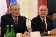 Posłowie PO wyjaśniają rolę Wacława Berczyńskiego przy przetargu na śmigłowce