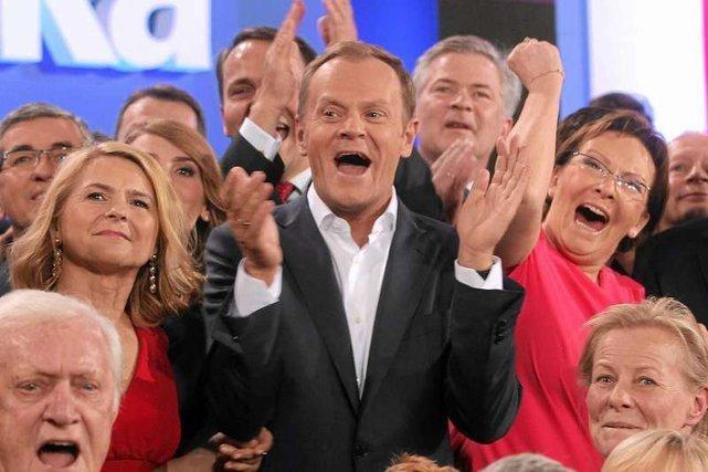 Platforma Obywatelska wygra wybory do Parlamentu Europejskiego - wskazał najnowszy sondaż