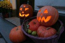 Wyjątkowo straszna maska na Halloween