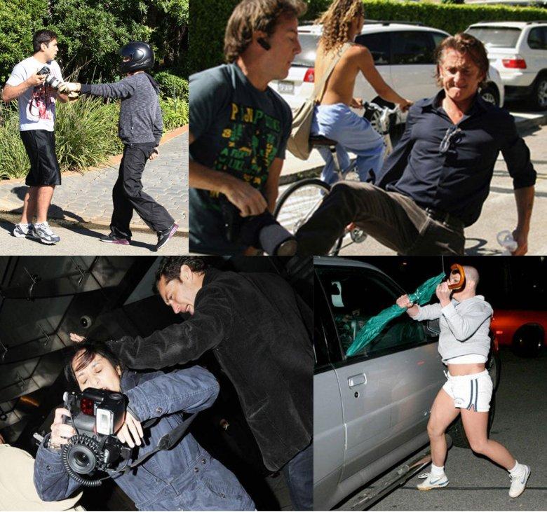 Autoryzacja na gorąco: Orlando Bloom, Sean Penn, Jude Law, Britney Spears