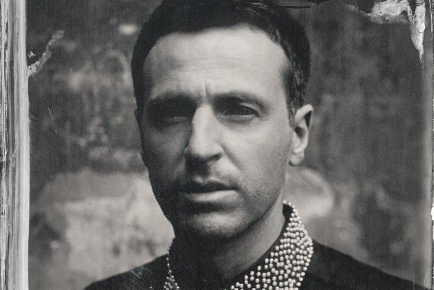 Maciej Żurawski w koszuli Polygon