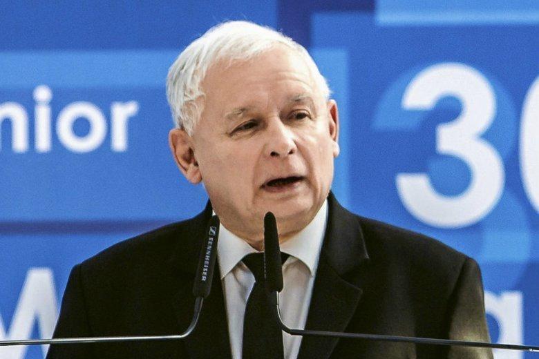 Jarosław Kaczyński stosuje podobne metody jak kanclerz Austrii.