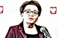 Minister Anna Zalewska ma startować w wyborach dom PE – ustaliła rp.pl.