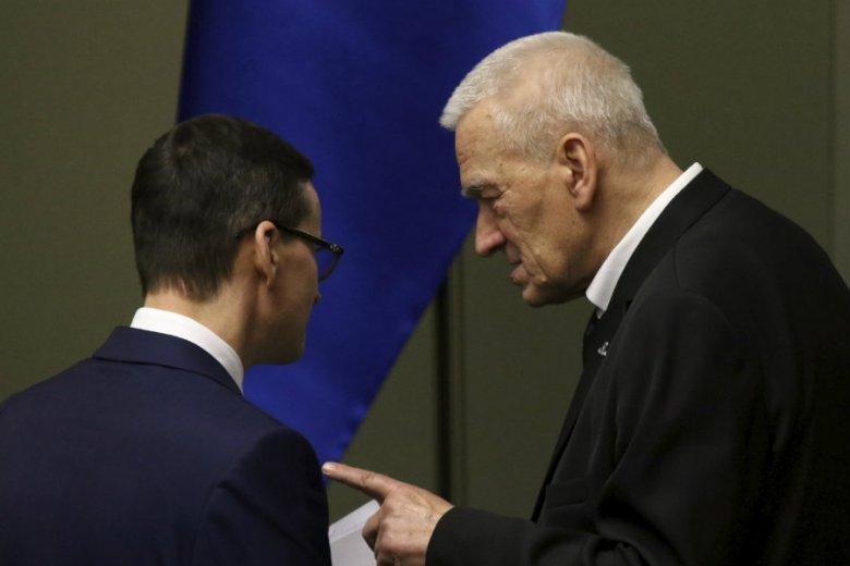 Kornel Morawiecki radzi synowi, by zaprosił do Polski Władimira Putina.