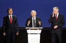 Rząd nie musiałby obawiać się Sądu Najwyższego, gdyby Kaczyński, Ziobro i Gowin nie udawali w kampanii wyborczej, że nie są koalicją...
