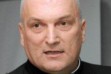 Ks. płk Robert Mokrzycki, kiedyś był na celowniku CBA, teraz kieruje parafią w Rzeszowie.