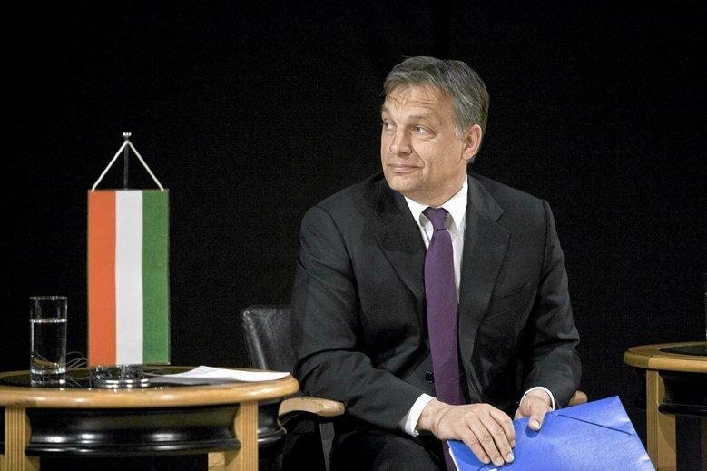 Premier Węgier, Victor Orban, przed laty pisał list motywacyjny do George'a Sorosa, w którym prosił go o stypendium.