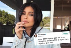 Jeden wpis popularnej w USA celebrytki i wartość Snapchata zaczęła ostro spadać.