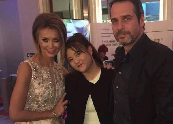 Miss Egzoticę wspiera bardzo wiele znanych osób. Na zdjęciu Genden, dziewczyna, która przyjechało do Polski z Tybetu.