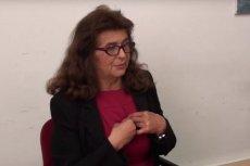 Dr Ewa Kurek znana jest ze swoich kontrowersyjnych poglądów.