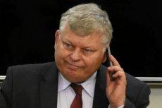Marek Suski nazywa fake newsem informację o niepisanej umowie pomiędzy Mateuszem Morawieckim a Fransem Timmermansem dotyczącej zmian w Sądzie Najwyższym.
