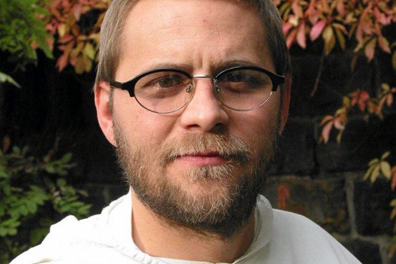 Ojciec Paweł Gużyński, dominikanin, komentuje odejście z zakonu Jacka Krzysztofowicza