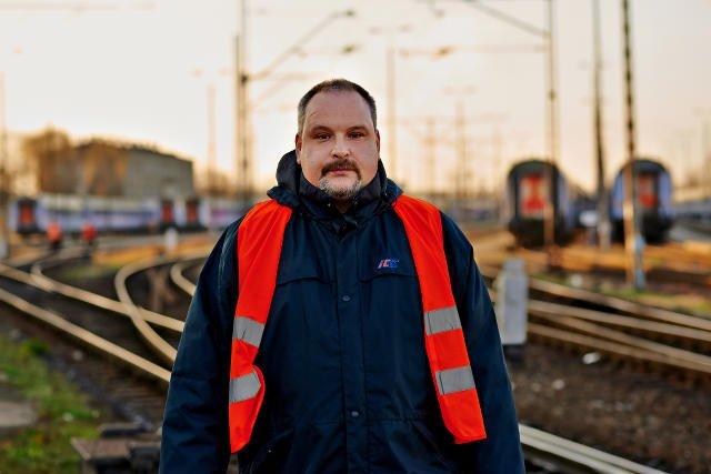 """Marek Gumowski: """"Bo z koleją jest jak z miłością"""""""