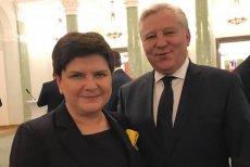 Konflikt w PiS w Białymstoku. Senator Jan Dobrzyński startuje jako kandydat Zjednoczonej Prawicy.