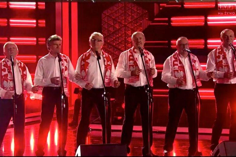 """Utwór Kombi """"Polska drużyna"""" wygrał konkurs """"Przebój na Mundial"""" na festiwalu w Opolu"""