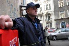 Poczta Polska kontroluje opłacanie abonamentu.
