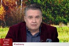 Zbigniew Górniak w programie Michała Rachonia #Jedziemy w TVP Info.