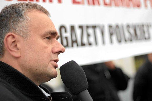 """""""Gazeta Polska"""""""" Ogrodnik remontował tupolewa."""