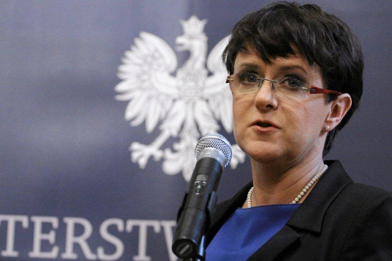 Joanna Kluzik-Rostowska chciałaby zmian w Karcie Nauczyciela. Przyznaje jednak, że mogą być trudne do przeprowadzenia.