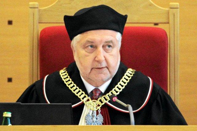 Prof. Andrzej Rzepliński nie zamierza rezygnować ze stanowiska prezesa Trybunału Konstytucyjnego