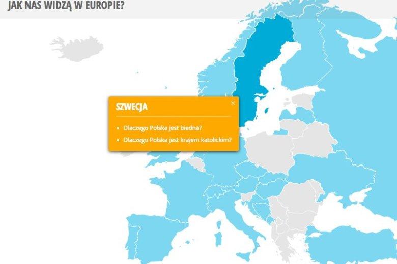 Czego Szwedzi szukają w sieci o Polakach