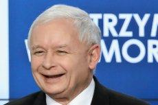 Jarosław Kaczyński próbował przekonywać, że PiS odniosło sukces w wyborach samorządowych.