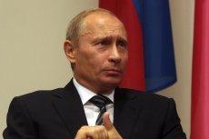 Putin nie chce rozstać się z Kremlem i władzą.