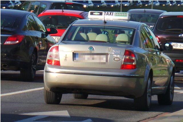 """Ustawa deregulacyjna """"uwolni"""" zawód taksówkarza"""