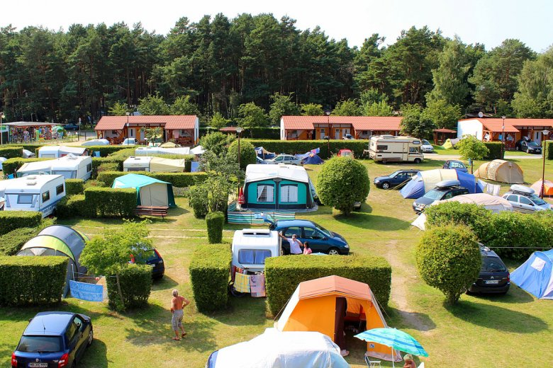 Camping Rowy 156