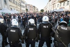 Tak było na Marszu Równości w Lublinie w 2018 r. Przeciwnicy już zbierają podpisy, by nie odbył się w tym roku.