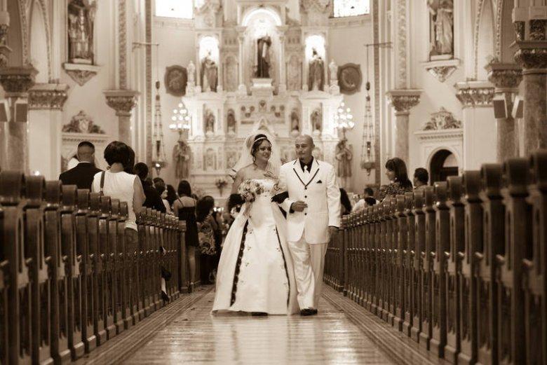 Niewierzący Praktykujący Do Kościoła Nie Pójdą Ale ślub I Chrzest