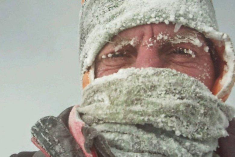 Denis Urubko zdecydował się samodzielnie zaatakować K2. W internecie zawrzało