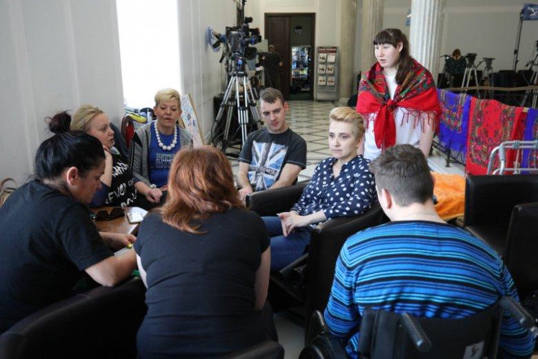 Posłanka Joanna Scheuring-Wielgus ujawniła, co w Sejmie robi TVP.