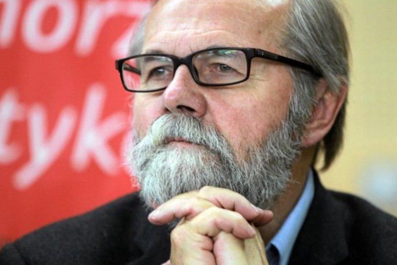 Prof. Ryszard Bugaj rezygnuje z członkostwa w NRR.